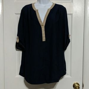 New York & Company Top Size L